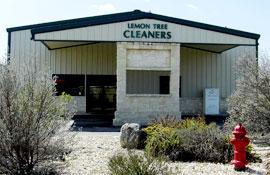 Lemon Tree Cleaners Kerrville Thompson Drive