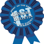 Bandera's Best of the Best award